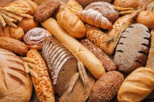 cestillo de pan